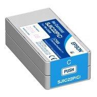 Tusz Epson do SJIC22P TM-C3500 Cyan