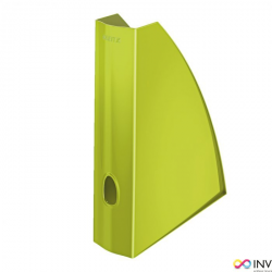 Pojemnik na dokumenty LEITZ WOW zielony metalik 52771064