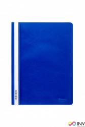 Skoroszyt miękki PP DATURA niebieski (20szt) polipropylen