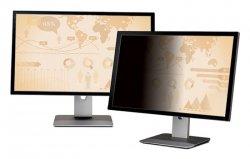 Bezramkowy filtr prywatyzujący 3M™ (PF22.0W), do monitorów, 16:10, 22, czarny