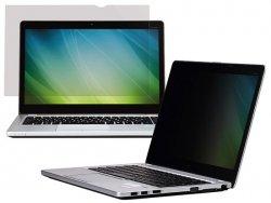 Bezramkowy filtr prywatyzujący 3M™ (PF156W9B), do laptopów, 16:9, 15,6, czarny