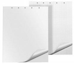 Blok do flipchartów Q-CONNECT, kratka, 65x100cm, 20 kart., biały