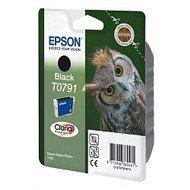 Tusz Epson  T0791 do  Stylus Photo1400/1500W/P50/PX660 | 11,1ml | black