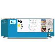 Głowica + głowica czyszcząca HP 90 do Designjet 4000/4020/4500/4520   yellow