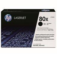 Toner HP 80X do LaserJet Pro 400 M401/425   6 900 str.   black
