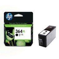 Tusz HP 364XL do Photosmart 5510/5515/7510/B8550 | 550 str. | black