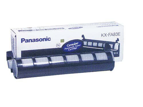 Panasonic Toner KX-FA83E BLACK 2,5K KX-FL511,513,540,611,613