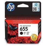 Tusz HP 655 do Deskjet 3525/4615/4625/5525/6525   550 str.   black