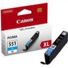 Tusz Canon CLI551CXL do iP-7250, MG-5450/6350 | 11ml | cyan