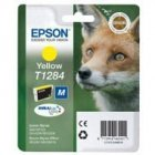 Tusz Epson T1284  do  Stylus  S22,SX-125/130/230/235W/420W | 3,5ml | yellow