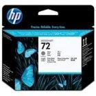 Głowica HP 72 Vivera do Designjet T610/1100/1200/1300 | photo black + grey
