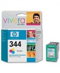 Tusz HP No 344 kolor  C9363E poj. 14 ml do DeskJet 5740 / DeskJet 6940 / PSC 1610