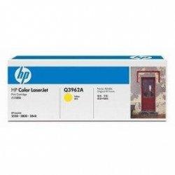 Toner HP Q3962A yellow do Color LaserJet 2550 / 2820 / 2840 na 4 tys. str.