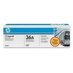 Toner HP CB436A (36A) black do LaserJet P1505 / P1505N / M1120 / M1120N / M1120 MFP / M1120NMFP / M1522n / M1522nf 36A na 2 tys.