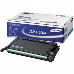 Toner Samsung CLP-C600A cyan do CLP-600 / CLP-600 N / CLP-650 / CLP-650 N  na 4 tys. str.