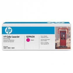 Toner HP Q3963A magenta do Color LaserJet 2550 / 2820 / 2840 na 4 tys. str.