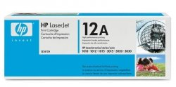 Toner HP czarny Q2612A do HP LJ 1010 /1012 /1015 /1018/ 1020/ 1022/ 3015/3020 /3030 /3050 /3052 /3055 na 2 tys.