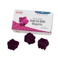 Kostki barwiące Xerox do Phaser 8400 | 3 400 str. | magenta