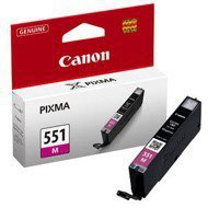 Tusz Canon CLI551M do iP-7250, MG-5450/6350 | 7ml | magenta