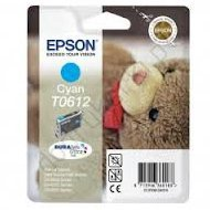 Tusz Epson T0612 do DX-3800/3850/4200/4800 , D-68/88 | 8ml | cyan