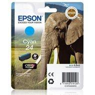 Tusz Epson T2422 do XP-750/850  | 4,6ml |  cyan