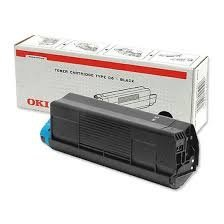 Toner oryginalny OKI black 42804516 do OKI C3100 na 3 tys. str.