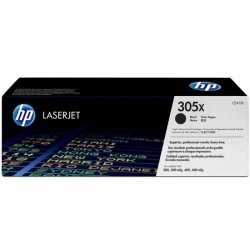 Toner oryginalny HP 305X (CE410X) black do HP Color LaserJet M451 / Pro 400 Color M451 / Pro 300 color M351a / Pro 300 color MFP M375nw / Pro 400 color MFP M475 na 4 tys. str.