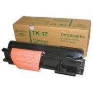 Toner Kyocera black TK-17 do FS-1000 / FS-1000+/ FS-1010 / FS-1050 na 6 tys. str. TK17