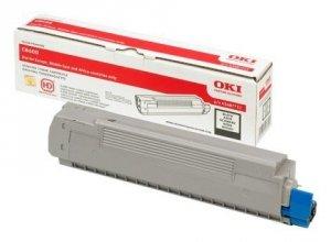 Toner oryginalny OKI 43487712 black do OKI C8600 / C8600n / C8800 / C8800n na 6 tys. str.