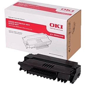Toner oryginalny OKI 09004391 black do OKI B2500 MFP / B2510 MFP / B2520 MFP / B2530 MFP / B2540 MFP / na 4 tys. str.
