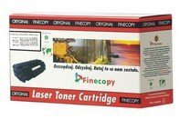 Toner FINECOPY zamiennik CE250X black do HP Color LaserJet CP3525 / CP3525n / CP3525dn / CP3525x / CM3530 / CM3530fs na 10,5 tys. str.
