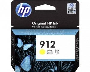 HP Tusz nr 912 3YL79AE Yellow 315str 3YL79AE