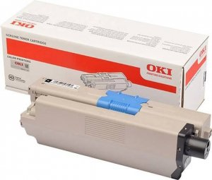 OKI Toner C332/MC363 Black 46508716 1.5K