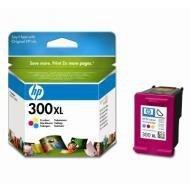 Tusz HP No 300XL kolor CC644EE poj. 12ml do DeskJet F4210 / DeskJet  F4280 / DeskJet d2560