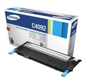 Toner Samsung oryginalny CLT-C4092S cyan do CLP-310 /CLP-310N /CLP-315 /CLP-315N /CLX-3170 /CLX-317ON /CLX-3170FN /CLX-3175 na 1 tys. str.
