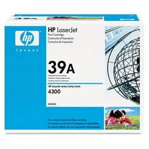 Toner oryginalny HP Q1339A black do LaserJet 4300 na 18 tys. str. 39A