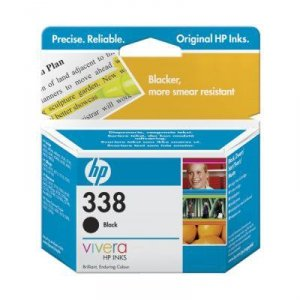 Tusz HP No 338 czarny C8765EE poj. 11ml do DeskJet 5740 / DeskJet  9800 / PSC 1510 / PSC 1610