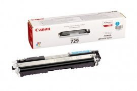 Toner oryginalny Canon 729 cyan LBP-7010C LBP-7018C 1 tys. CRG729C