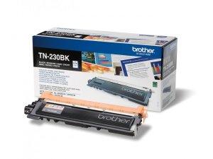 Toner oryginalny Brother TN230BK black do  HL-3040CN / HL-3070CW / DCP-9010CN / MFC-9120CN / MFC-9320CW na 2,2 tys. str. TN-230BK