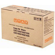 Toner Utax do CDC-1520/1625 | 15 000 str. | black