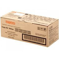 Toner Utax do CDC-1520/1532/1625/1635 | 7 000 str. | yellow