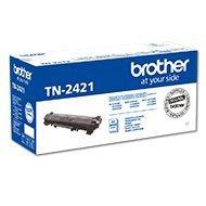 Toner oryginalny Brother TN2421 do HL-L2312D / HL-L2352DW / HL-L2372DN / DCP-L2512D / DCP-L2532DW /DCP-L2552DN / MFC-L2712DN / MFC-L2712DW / MFC-L2732DW na 3 tys. str. TN-2421