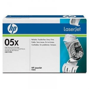 Toner HP CE505X black do HP LJ P2050 / P2055 na 6,5 tys. str. 05X