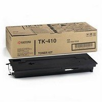 Toner Kyocera-Mita black TK-410 KM-1620 / KM-1635 / KM-1650 / KM-2020 / KM-2035 / KM-2050 na 15 tys. str. 370AM010 TK410