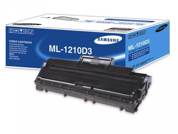 Toner Samsung ML-1210D3 do ML-1010/ML-1020 /ML-1210/ML-1220 / ML-1250/ML-1430 na 2,5 tys. str. ML1210D3