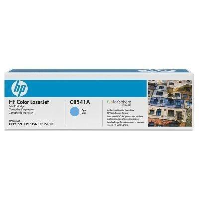 Toner HP CB541A cyan do Color LaserJet CM1312 MFP / CP1515 / CP1515n / CP1518 / CP1215 / na 1,4 tys. str.