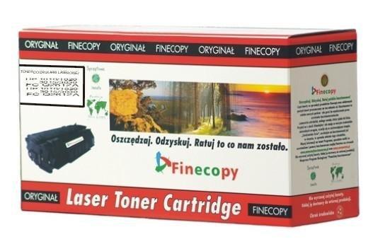Toner FINECOPY zamiennik C9701A cyan do Color LaserJet 1500 / 2500 na 4 tys. str.