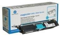 Toner oryginalny P1710589004 black do Konica Minolta Magicolor 2400W / 2430DL/ 2450/ 2480 /2490 /2550 / 2590 / 4,5 tys str. P1710589-004