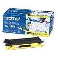 Toner Brother TN-135Y yellow do HL-4040CN / HL-4050CDN / HL 4070VDW / DCP-9040CN / DCP-9045CDN / MFC-9440CN na 4 tys.