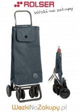 Wózek na zakupy IMX006 LOGIC TOUR kolor MARENGO, firmy Rolser